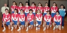 1994 Equipe de France Junior Vice-Champions d'Europe à Ankara  photo1