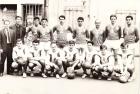 1964 Equipe de France en stage à Sète