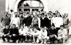 1962 Equipe de France Junior - stage été Châtel-Guyon
