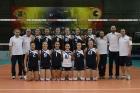 2014 Equipe de France JuniorU19 au TQCE en Russie