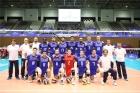 2015 Equipe de France - en WL - Corée S. et Japon