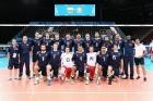 2015 Equipe de France A' aux Jeux Européens à Bakou