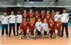 2015 Equipe de France Jeunes CM u19 en Argentine- 11è