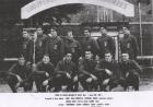 Equipes de France de Volley-Ball masculines  :: 1965 1966 BJ Equipe de France militaire