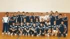 1996 Equipes de France A et A' en stage à Montpellier -