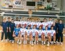 2003 Equipe de France en préparation Dunkerque