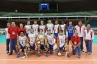 2007 Equipe de France au CE en Russie