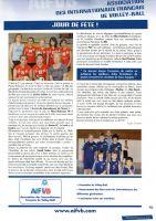 VBMagazine aout2009 - Tournoi des Internationaux de l'Avenir