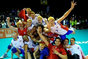 Equipe de France Cadets Champions d'Europe 2009